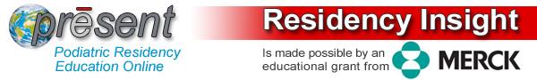 Residency Insight -- A PRESENT Podiatry eZine