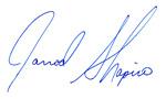Jarrod Shapiro Signature
